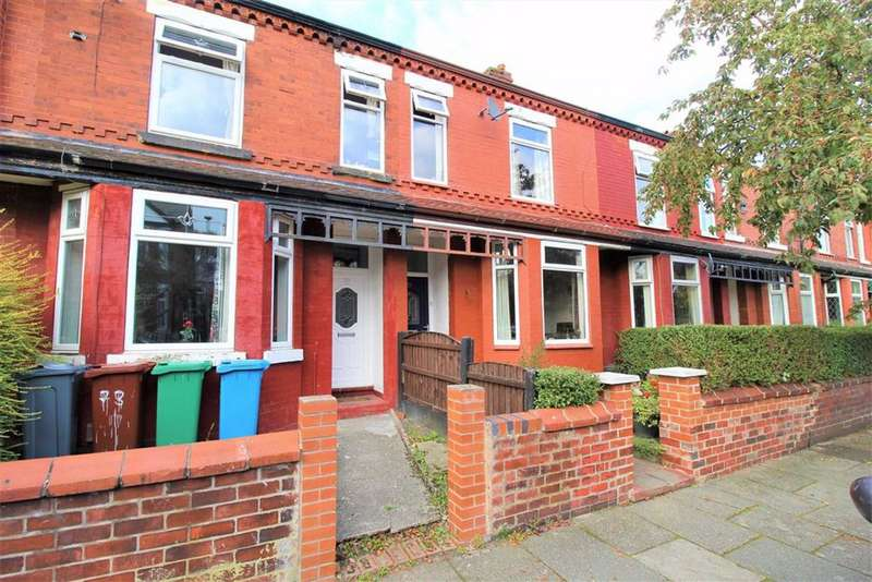 3 Bedrooms Terraced House for sale in Langdale Avenue, Manchester