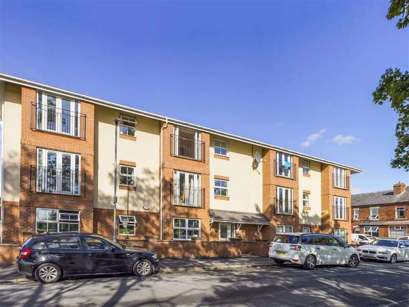 2 Bedrooms Flat for sale in Manor Road, Levenshulme