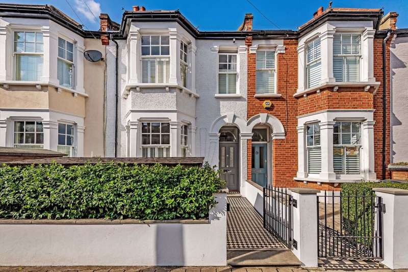4 Bedrooms House for sale in Hydethorpe Road, Balham