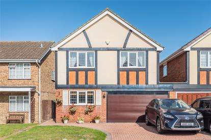 4 Bedrooms House for sale in Masefield View, Orpington