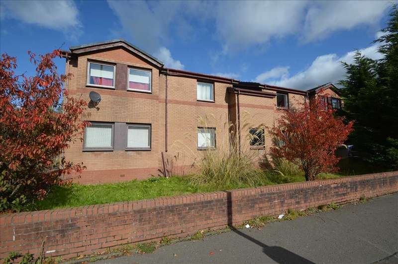 2 Bedrooms Apartment Flat for sale in Bridge Street, Wishaw