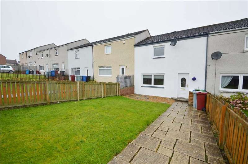 2 Bedrooms Terraced House for sale in Hawick Crescent, Larkhall