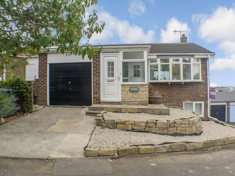 3 Bedrooms Detached House for sale in Kepwell Road, Prudhoe, NE42