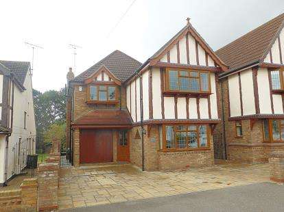 4 Bedrooms Detached House for sale in Hockley, Essex