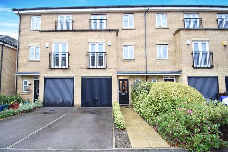 3 Bedrooms Terraced House for sale in Herbert Place, Isleworth