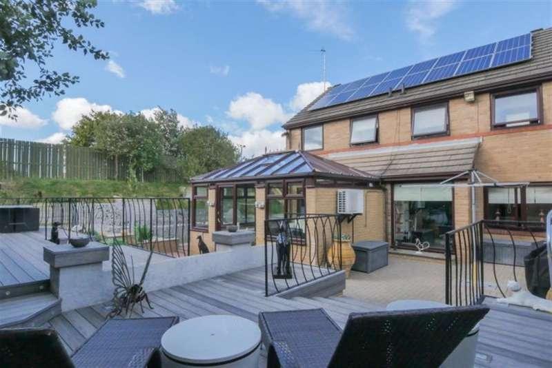 4 Bedrooms End Of Terrace House for sale in Broadlands Street, Bradford, BD4