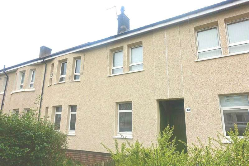 2 Bedrooms Flat for rent in Netherhill Crescent, Paisley