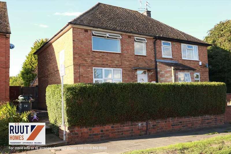3 Bedrooms Semi Detached House for sale in ,Laburnum Road, Leicester