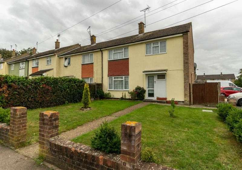 4 Bedrooms End Of Terrace House for sale in Bybrook Road, Kennington, Ashford, Kent, TN24 9JE