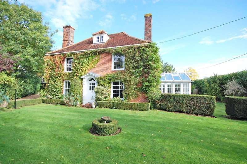 4 Bedrooms Detached House for sale in Evelyn Road, Willows Green, Chelmsford, CM3