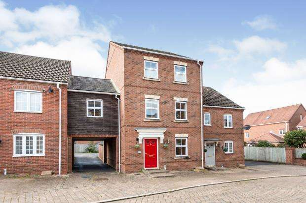 5 Bedrooms Terraced House for sale in Beggarwood, Basingstoke, Hampshire
