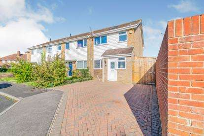 4 Bedrooms Semi Detached House for sale in Bridgemary, Gosport, Hampshire