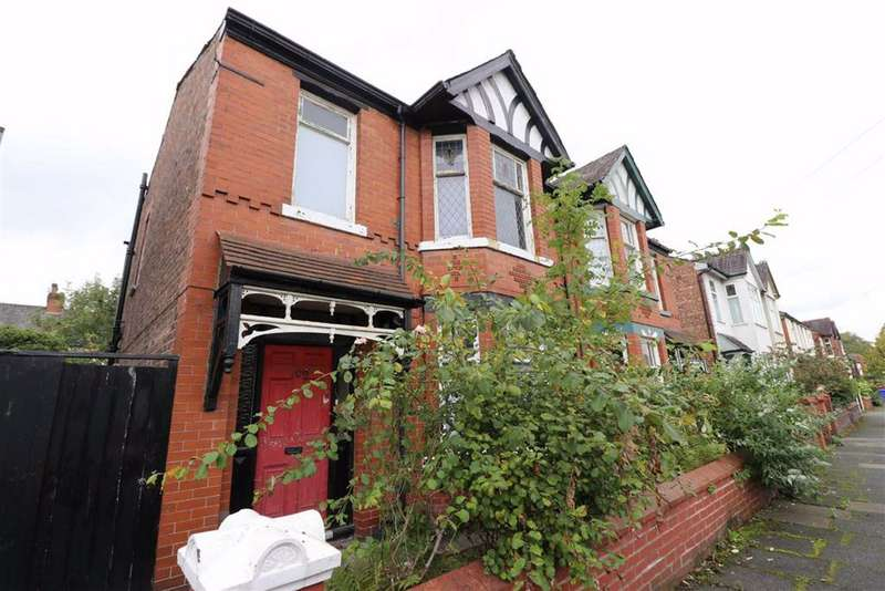 3 Bedrooms Semi Detached House for sale in Newport Road, Chorlton, Manchester, M21