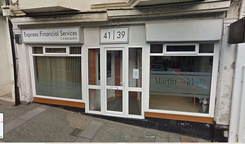 Office Commercial for rent in Shanklin, Isle Of Wight