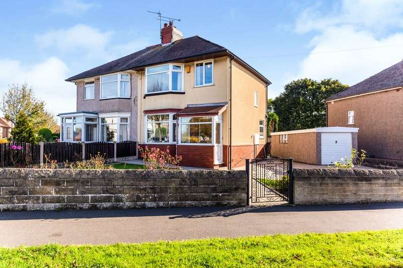 3 Bedrooms Semi Detached House for sale in Cliffe House Road, Sheffield, South Yorkshire, S5