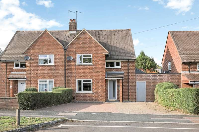 3 Bedrooms Semi Detached House for sale in Stoney Lane, Winchester, Hampshire, SO22