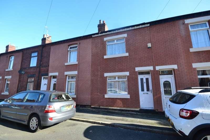 2 Bedrooms Terraced House for sale in Sydney Street, Platt Bridge, Wigan, WN2 5BP