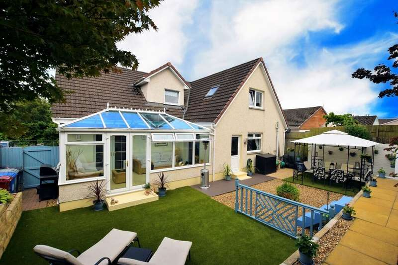 5 Bedrooms Detached House for sale in Clydeview, Bothwell, Glasgow, G71