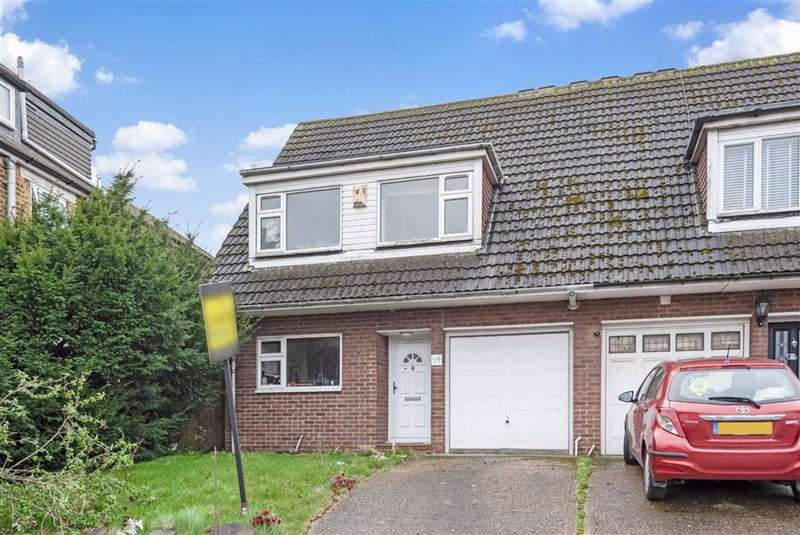 3 Bedrooms Semi Detached House for sale in Croydon Road, Keston
