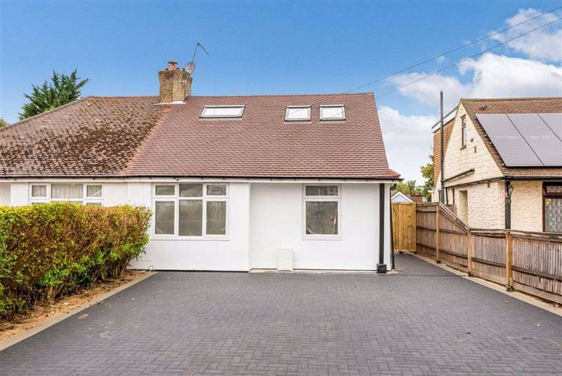 4 Bedrooms Semi Detached House for sale in Kynaston Road, Orpington, Kent