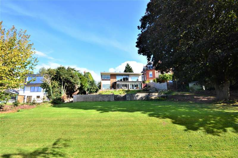4 Bedrooms Detached House for sale in Hafod Road, Hereford