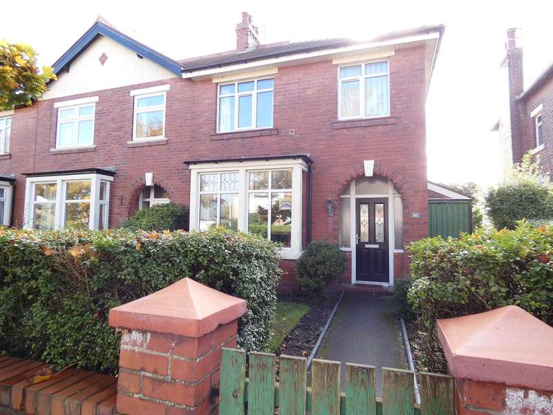 3 Bedrooms End Of Terrace House for sale in Ripon Road, Ansdell