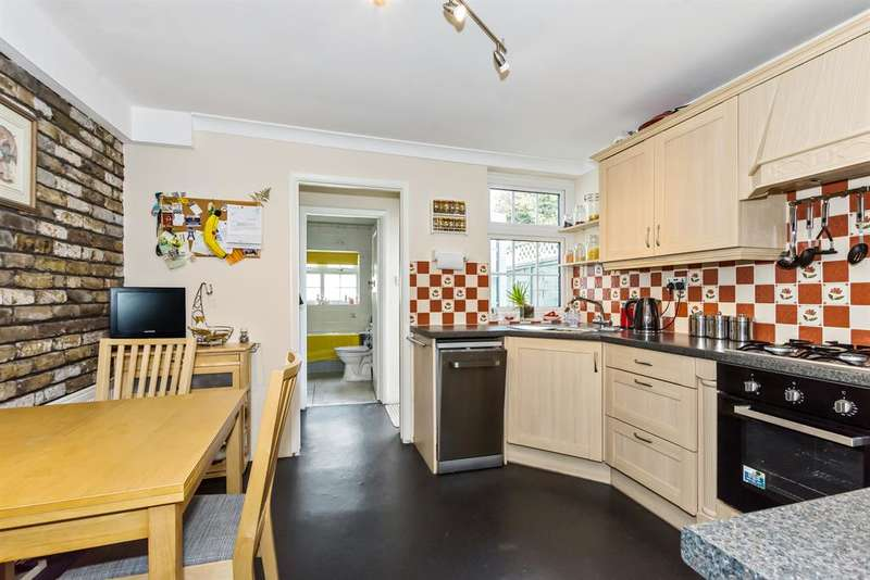 2 Bedrooms Terraced House for sale in New Road,South Darenth, Kent, DA4 9AS