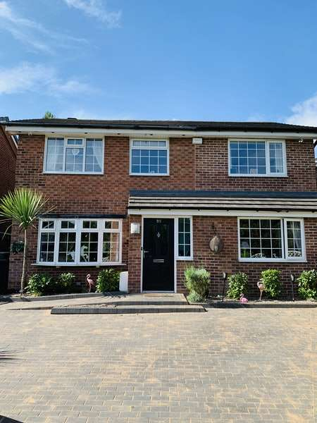 6 Bedrooms Detached House for sale in Caton Close, Bury, Greater Manchester, BL9