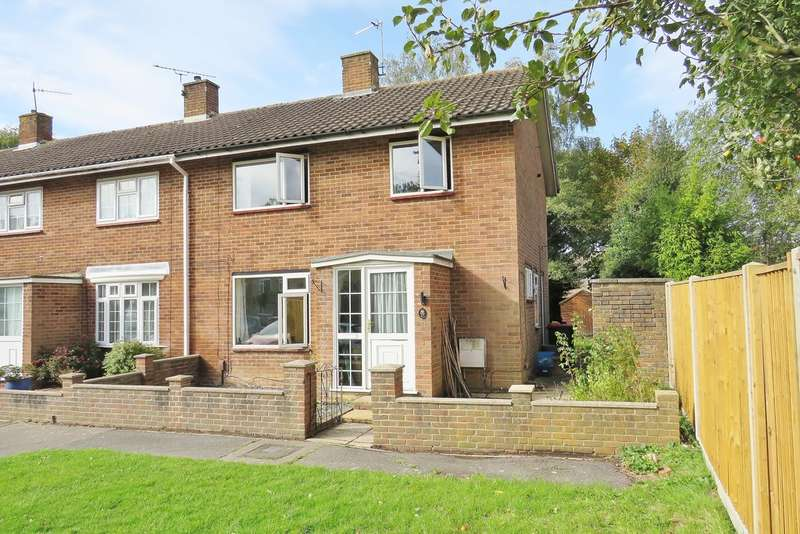 3 Bedrooms End Of Terrace House for sale in Furnace Green, Crawley, RH10