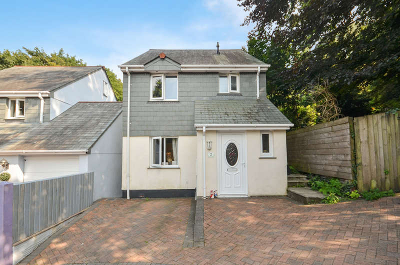 3 Bedrooms Detached House for sale in Middleway, St. Blazey
