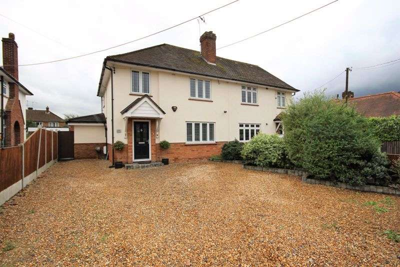 3 Bedrooms Property for sale in Rayleigh Road, Brentwood