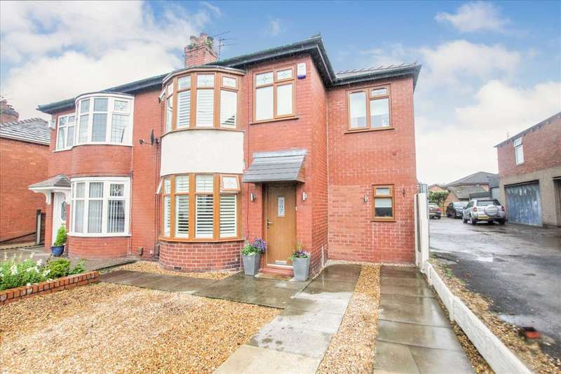 3 Bedrooms Semi Detached House for sale in Church Street, Westhoughton