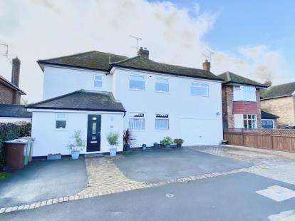 4 Bedrooms Detached House for sale in Templeoak Drive, Wollaton, Nottingham, Nottinghamshire