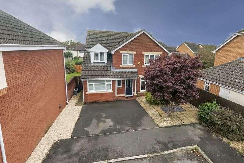 5 Bedrooms Property for sale in Windsor Gardens Magor, Caldicot