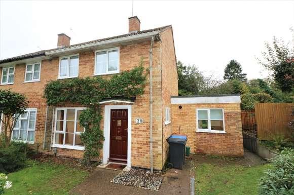 2 Bedrooms Detached House for sale in Little Dell, Welwyn Garden City