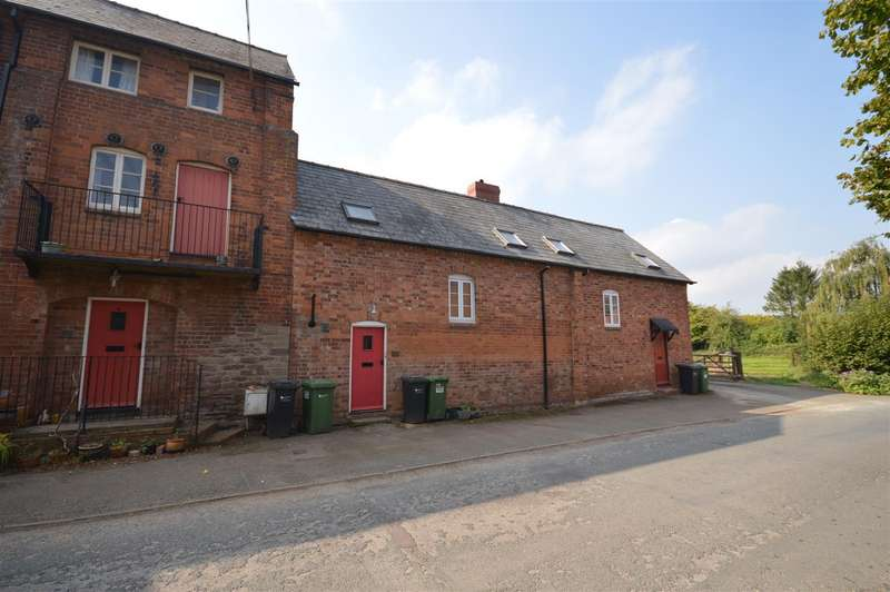 3 Bedrooms Terraced House for sale in Wellington Mill, Wellington, Hereford
