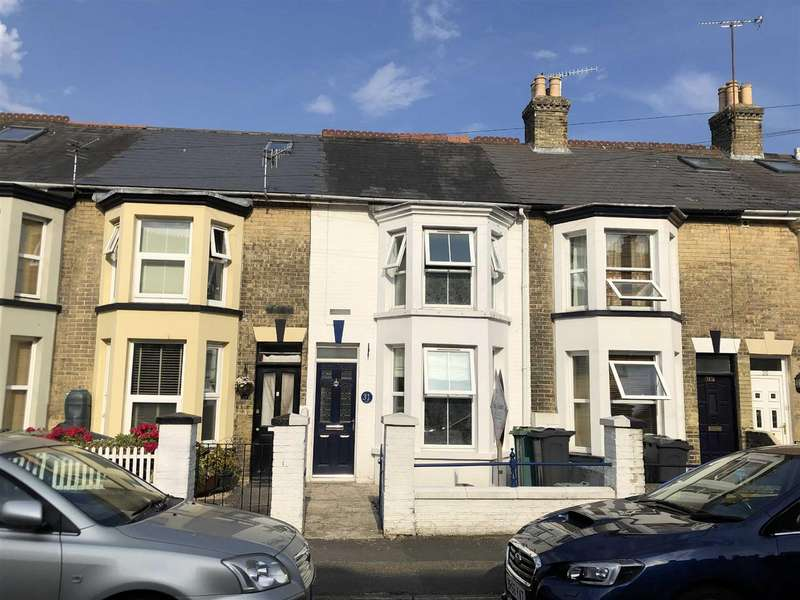 2 Bedrooms Terraced House for sale in Pelham Road, Cowes