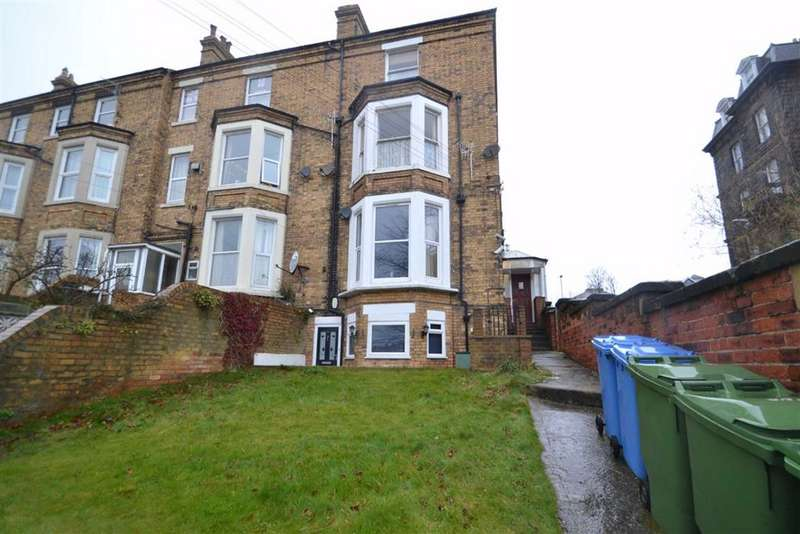 1 Bedroom Flat for rent in Westwood, Scarborough, North Yorkshire, YO11