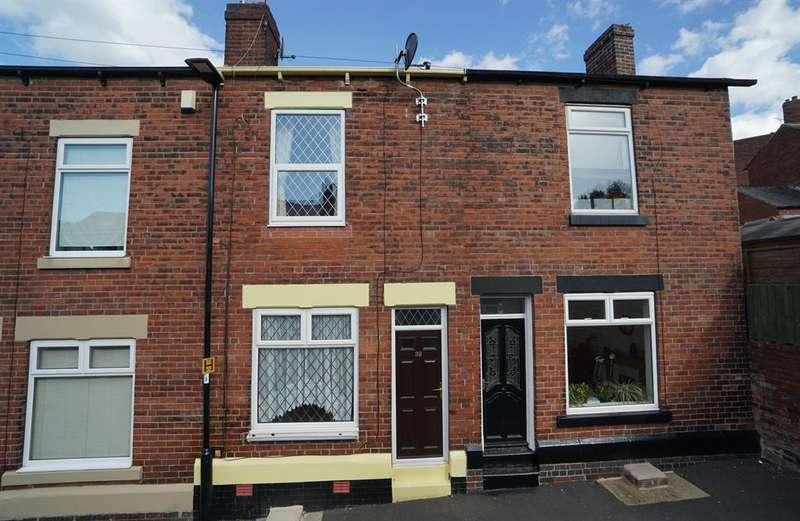 2 Bedrooms Terraced House for sale in Dinnington Road, Woodseats, Sheffield, S8 0NZ