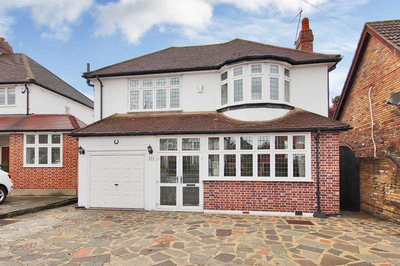 4 Bedrooms Detached House for sale in Halfway Street, Sidcup, Kent, DA15 8DP