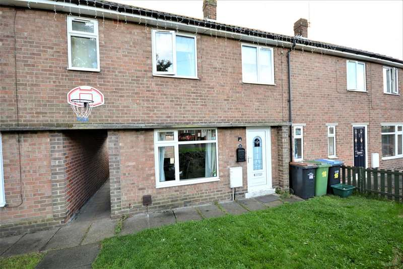 3 Bedrooms Terraced House for sale in Lime Grove, Shildon, DL4 2BA