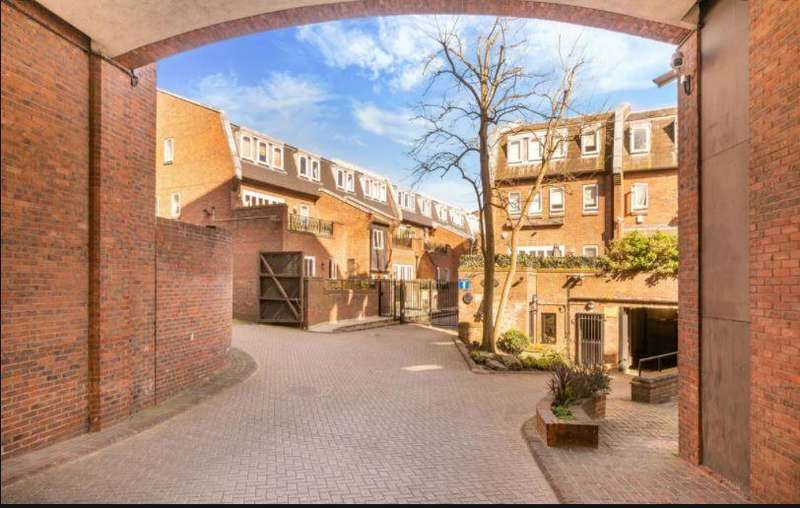 4 Bedrooms Flat for rent in Spencer Walk Hampstead Village NW3