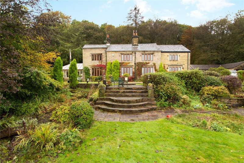 5 Bedrooms Detached House for sale in Smithills Dean Road, Bolton, Greater Manchester, BL1
