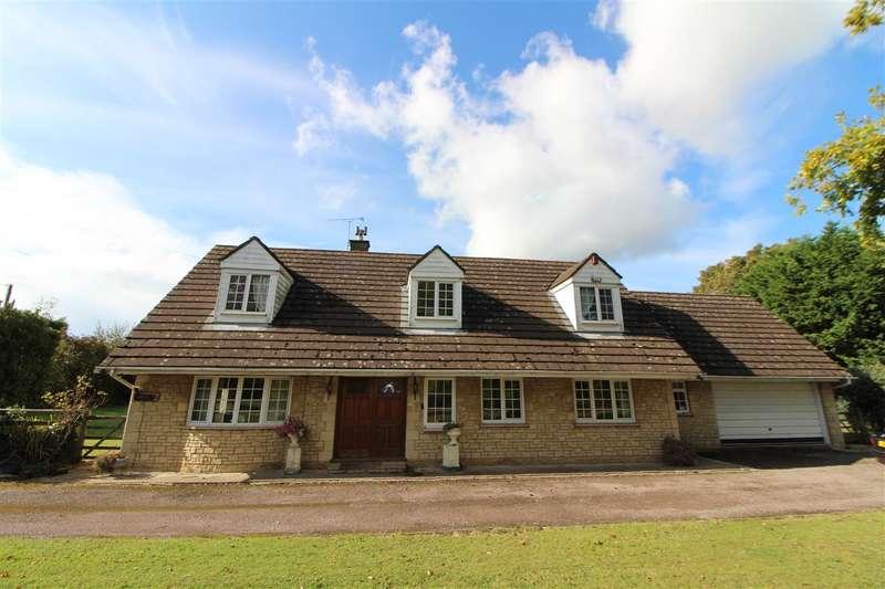 3 Bedrooms Detached House for sale in Milfre House, Mount Ballan, Crick Road, Portskewett