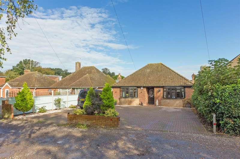 2 Bedrooms Detached Bungalow for sale in London Road, Sittingbourne