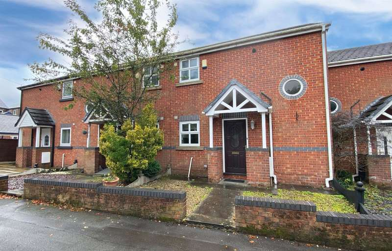2 Bedrooms Terraced House for sale in School Street, Westhoughton, Bolton, BL5 2BG