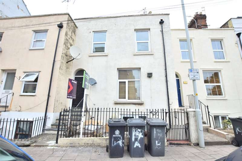 2 Bedrooms House for sale in Park Road, Gloucester, Gloucestershire, GL1