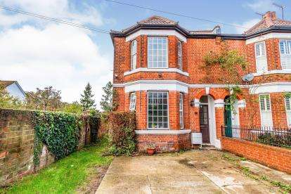 4 Bedrooms End Of Terrace House for sale in Southampton, Hampshire