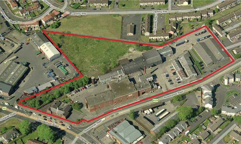 Commercial Property for sale in Rossdowney Road, Derry, BT47