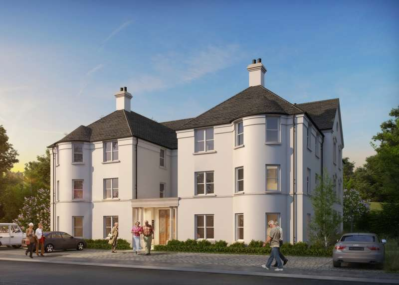 2 Bedrooms Apartment Flat for sale in @ Woodbrook Village, Brookmount Road, BT78